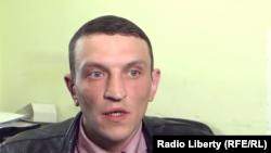 Бывший заключенный Алексей Галкин
