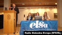 Sa nedavne Generalne skupštine mladih pravnika u Mostaru, foto: Mirsad Behram