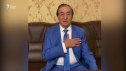 """Ҷӯрабек Муродов: """"Дар соли нав аз беморӣ нишоне намонад"""""""