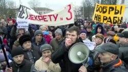 """Лукашенко: задержаны """"десятки боевиков с оружием"""""""