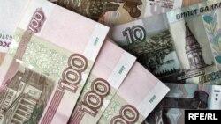 Ресей валютасы