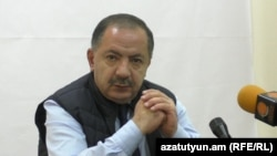 Aghvan Vardanyan, 2 Apr 2017