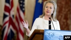 Sekretarja amerikane e Shtetit, Hillari Klinton - foto arkiv