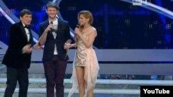 Italiya- Ell&Nikki dueti San Remo festivalının səhnəsində