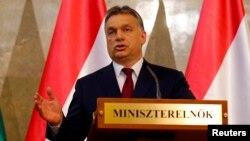 Віктор Орбан, архівне фото