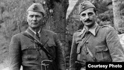 Josip Broz Tito i Koča Popović, Drvar.