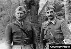 Tito i Koča Popović