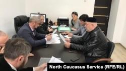 Заседание Совета по правам человека Чечни, 13 марта 2019 года