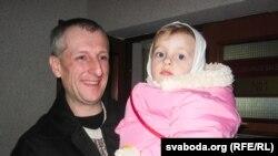 Андрэй Бандарэнка пасьля вызваленьня