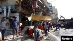 Bagdad - foto arkivi