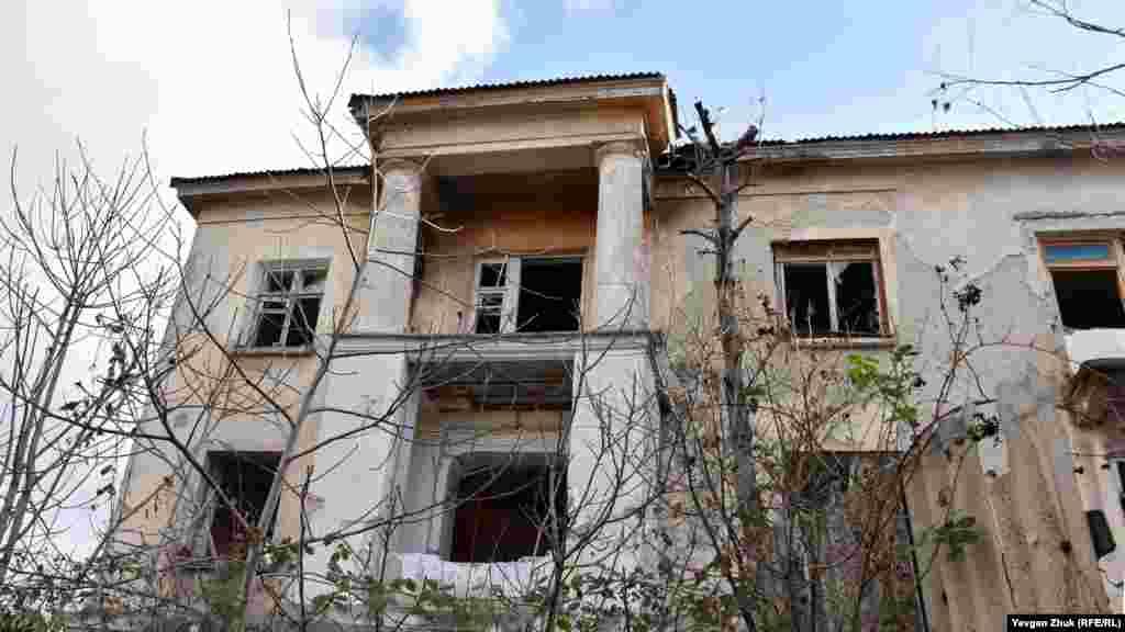 Дом №45 по улице Адмирала Истомина уже расселен