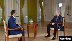 Prezident İlham Əliyev bu ilin fevralında REAL TV-nin rəhbəri Mirşahin Ağayevə müsahibə verib
