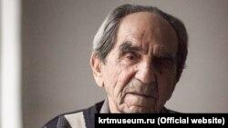 Qırımtatar quyumcısı Ayder Asanov