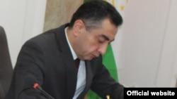 Фаррух Хамрализода