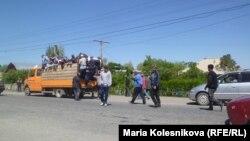 Беспорядки в Тамга, 31 мая