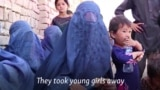 Afghan Woman Lifts Lid On Life Under Islamic State