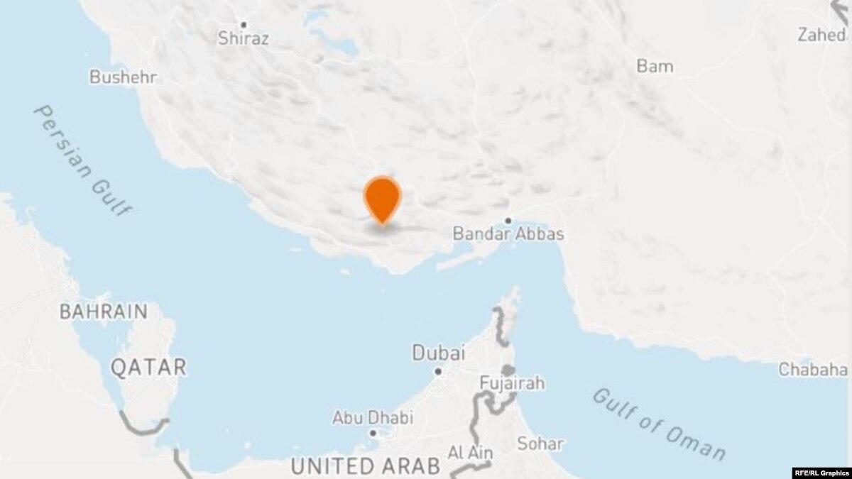 Мощное землетрясение произошло на юге Ирана