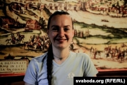 Лаўра Аксіта з Латвіі