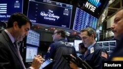 Нью-Йорк биржасы. 14-декабрь, 2017-жыл.