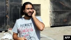 Aktivisti egjiptian, Alaa Abdel Fattah