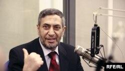 السياسي العراقي محمود المشهداني