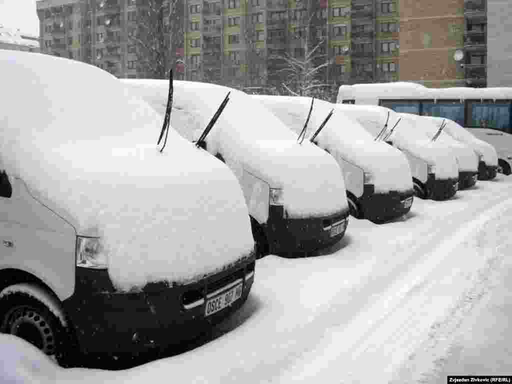 BiH - Sarajevo, 03.02.2012. Foto: RSE / Zvjezdan Živković