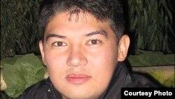 Ермек Космагамбетов, гражданин Казахстана, задержанный и осужденный в Узбекистане по обвинению в экстремизме.