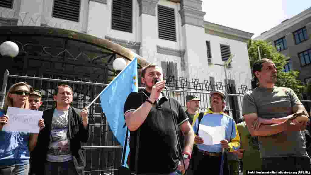 Украинский писатель Андрей Кокотюха