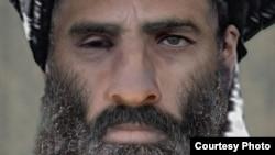 Лидер талибов мулла Омар.