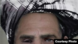"Мулла Омар, лидер движения ""Талибан""."