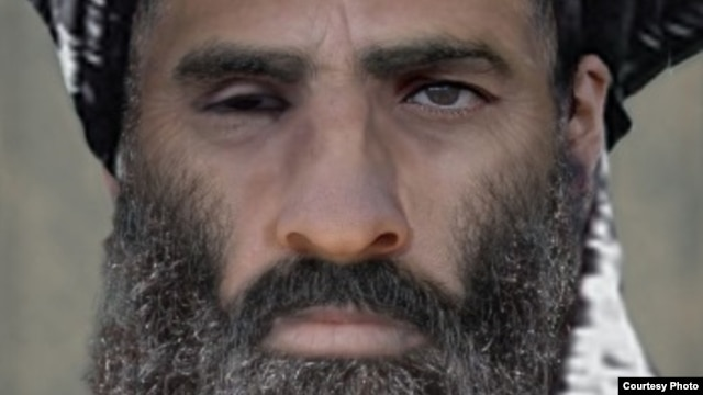 Taliban supreme leader Mullah Omar (file photo, undated)