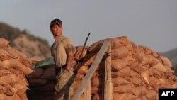 Američki vojnik u bazi Zerok u Afganistanu