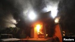 Атака на американское консульство в Бенгази 11 сентября 2012 года