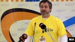Дарко Алексов од МОСТ.
