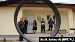 Kolektivni centar u Bratuncu na sjeveroistoku Bosne i Hercegovine