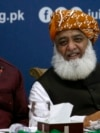 مولانا فضل الرحمن او شهباز شریف د اپوزیشن پاکستان جمهوري غورځنګ (پي ډي اېم) مخکښه مشران دي - انځور له ارشیفه.