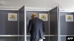 Голосування на референдумі в Нідерландах, 6 квітня 2016 року