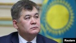 Қазақстан денсаулық сақтау министрі Елжан Біртанов
