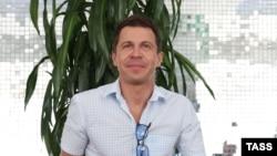 Актер Павел Деревянко, получивший приз за лучшую мужскую роль в фильме «Подельники» Евгения Григорьева