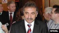 Голова Верховної Ради Криму, член Партії регіонів Анатолій Гриценко