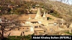 معبد لالش الأيزيدي في دهوك