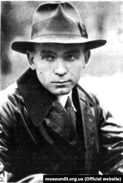 Український письменник Улас Самчук (1905–1987)