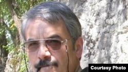 Moldova -- Victor Eskenasy, RFE broadcaster and stringer, 2008
