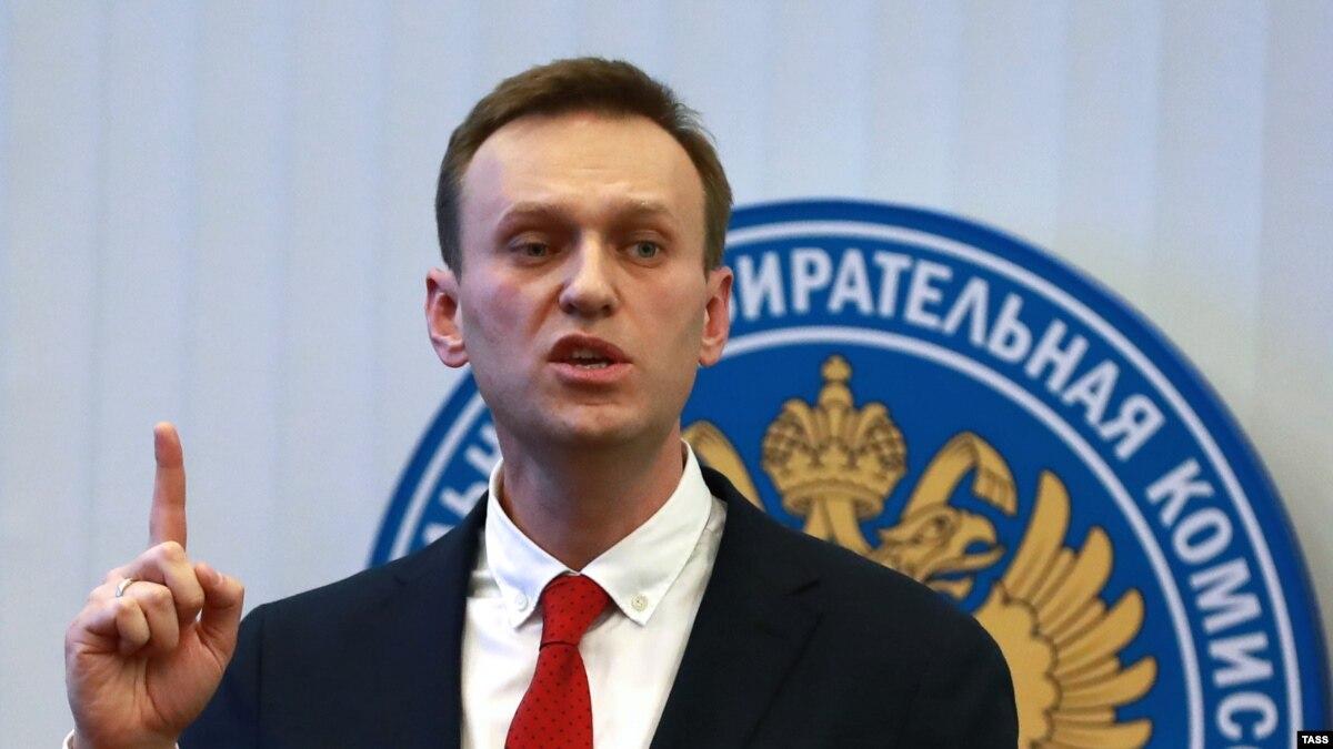 Навальный объявил дату акции в поддержку забастовки избирателей