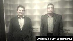 Игорь Дубровский и Игорь Семиволос