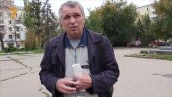 """Руководитель экологической организации «Зелёный Дон"""" Владимир Лагутов"""