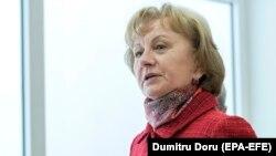 Zinaida Greceanîi, propusă de PSRM pentru funcția de președintă a Parlamentului