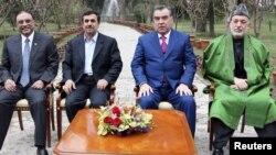 Учесници на регоионалната конференција во Душанбе