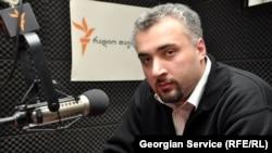 Серги Капанадзе (архивное фото)