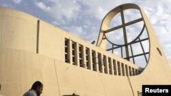 كنيسة سيدة النجاة في بغداد